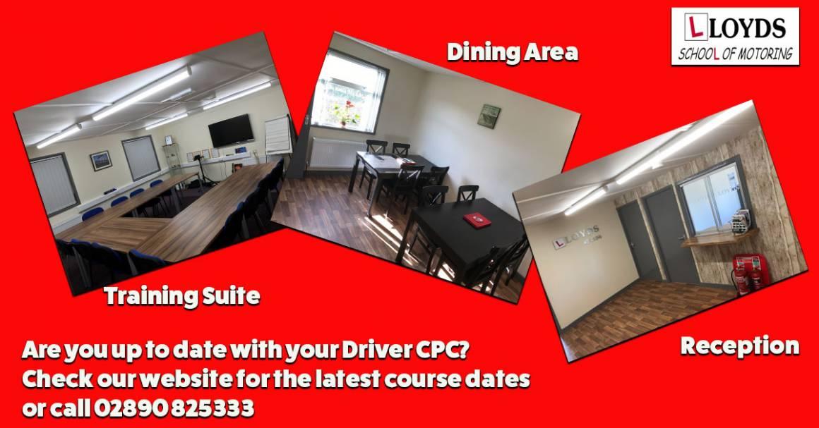 Lloyds Training Facilities, Driver Training, Lloyds Motoring, Driving School, lorry training, bus training