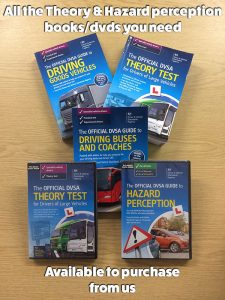 Driving Test Theory Books and DVDs