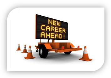 New career ahead