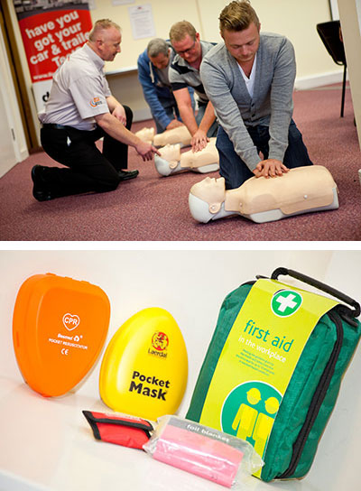 First Aid Courses, Driver CPC, Emergency First Aid