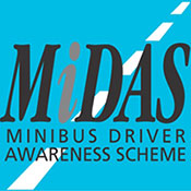 MiDAS Training, Community Transport Association, Driver Training, wheelchair training, minibus training