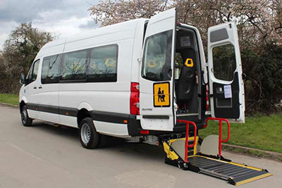 Accessible Driver Training, Midas Training, wheelchair training