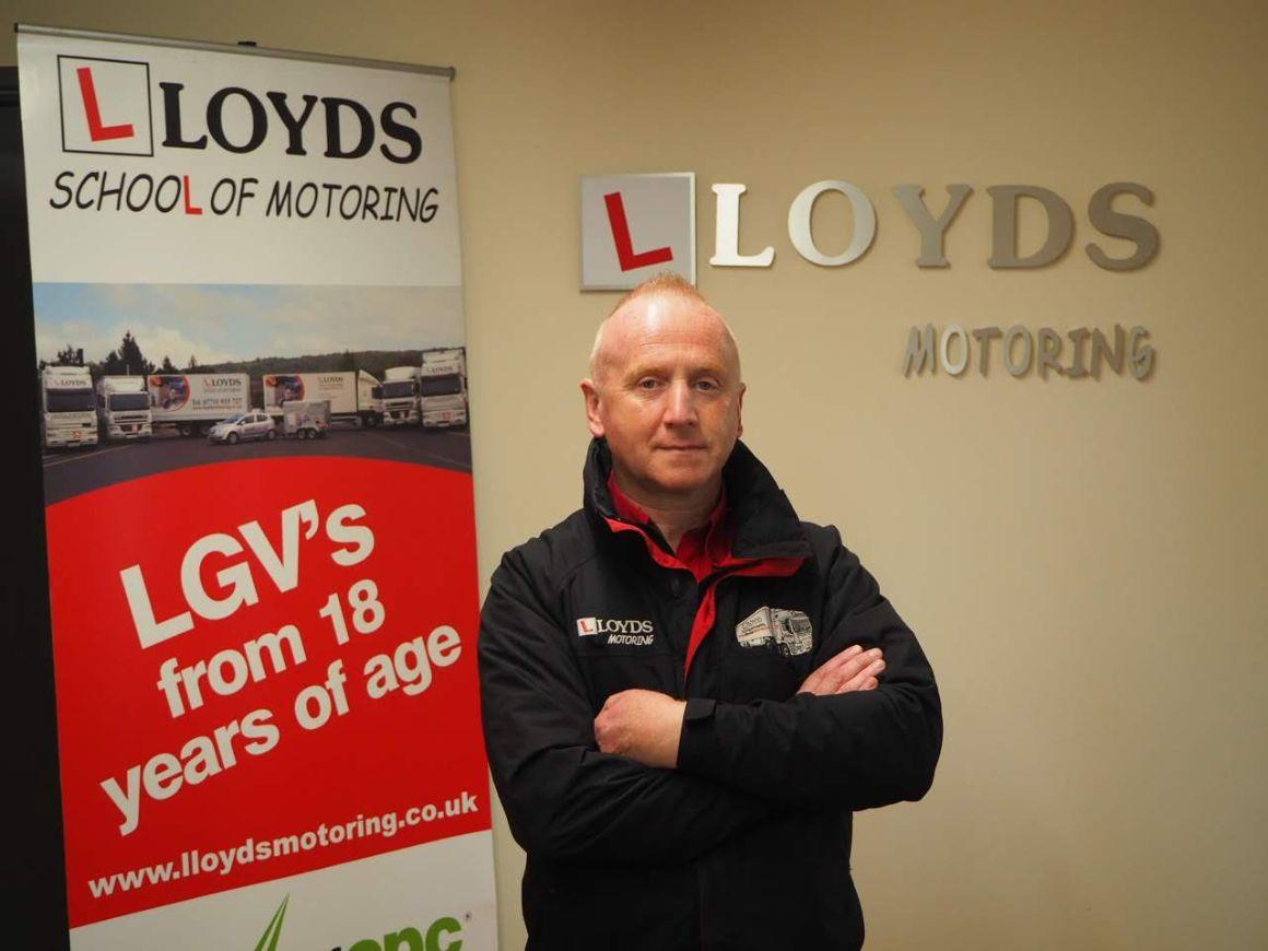 Proprietor Lloyd Walker, Lloyds Motoring, Driving Instructor, Belfast, Craigavon, Londonderry, Driving School near me, driver training courses, driver training lessons