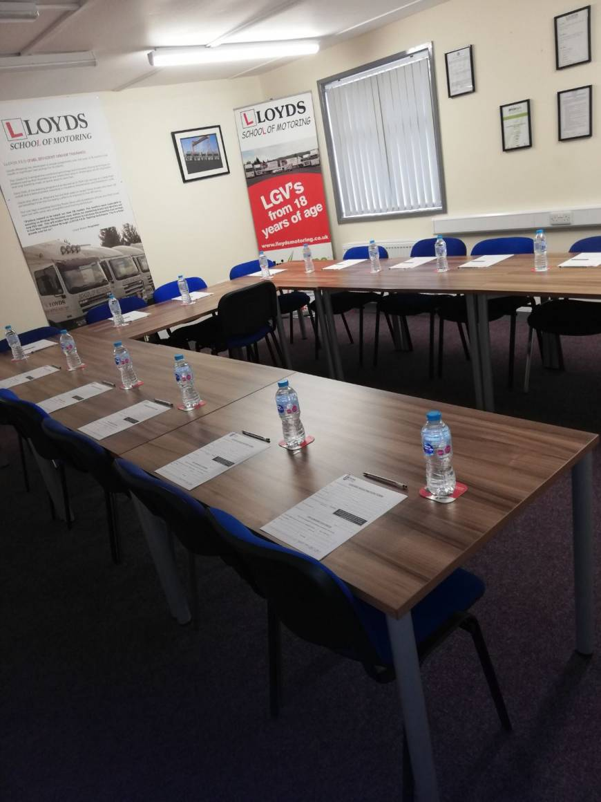 Driver CPC Periodic Training Suite at Lloyds School of Motoring