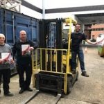 QUB Forklift Training - August 2019